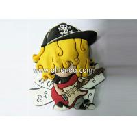 Buy cheap Japanese cartoon figures shape pvc fridge magnets for Animation company promotional gifts product