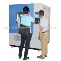 China Color LCD Touch Operation Panel Economical Temperature and Humidity Testing Chamber wholesale