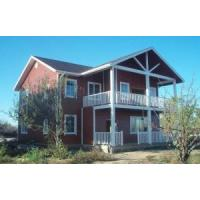 Buy cheap Stylish Steel Gauge Low - Carbon WPC House With Non Toxic Chemical Additives product