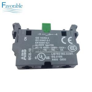 Buy cheap Abb Switch Cbk-Cb10 Contact Block  For Gerber Cutter Gtxl GT5250 925500593 product