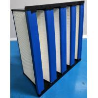 Buy cheap Compact H14 Hepa Filters With ABS Frame product