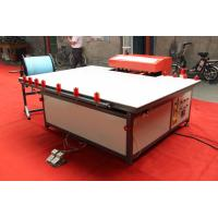 Single Side Cold Press Table for Super Spacer Insulating Glass / Double Glazing