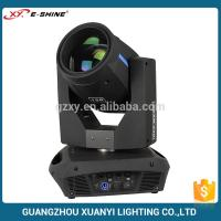 Buy cheap Strobe Sweeper Pulse Professional Moving Head Light 15 / 21 Channel  4 color product