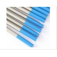 Buy cheap WL20 Tungsten Welding Electrodes With Superior Electron Emission Ability product