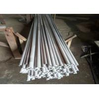 Buy cheap Flexible Stainless Steel Coil Tubing , High Pressure Coiled Metal Tubing For Bend product