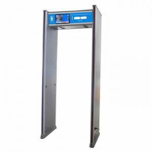 Buy cheap Non-Contact Human Thermal Imaging Camera Walk Through Metal Detector Gate product