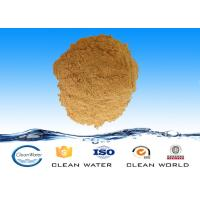 Buy cheap Powder Poly Ferric Sulphate Cas  10028-22-5 as inorganic flocculant agent product