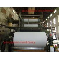 1760mm Single-Dryer Can and Single-Cylinder Toilet Paper Making Machine
