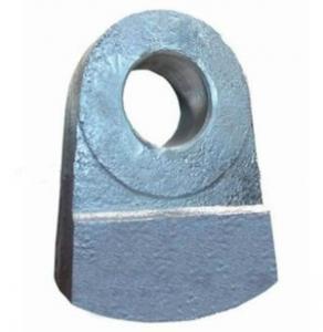 China Super Alloy Manganese Steel Crusher Hammer on sale