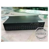 Buy cheap Matrix for LCD Video Wall Splicing Screen HD Media Player Box with HDMI1, 16 input and 16 output product