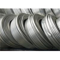 High Potential magnesium anode zinc ribbon anode For Buries Structures
