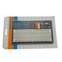 Buy cheap 830 Tie Points Solderless Breadboard White Color With 2 Years Warranty from wholesalers