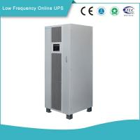 Buy cheap 400 Vac 100KVA Low Frequency Online UPS Single Phase High Intelligence Low Consumption product