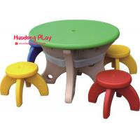 Buy cheap Lawn Toddler Plastic Furniture , Unique Plastic Childrens Furniture Colorful Option product