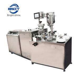 Buy cheap Suppositoire pharmaceutique de ZS-1 PVC/PE machines formant, de classement et de scellage product