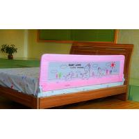China Queen Size Fashion Pink Bed Guard Rails To Prevent Baby Falling Down on sale