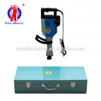 Strong recommend 15-20meters fast speedQTZ-3D electric soil sampling drilling rig