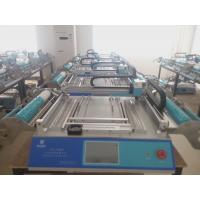 Buy cheap Dual side Feeder CHMT48VB 58pcs Feeders Desktop Pick and Place Machine, small from wholesalers