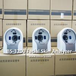 Buy cheap Facial skin analyze equipment machine skin analysis for beauty product