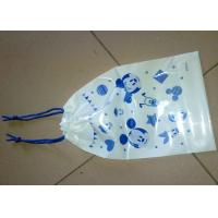 China Printed Extra Large Plastic Gift Bags With Drawstring Biodegradable wholesale