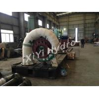 Buy cheap Efficacité hydraulique micro de type Francis de turbines hydro-électriques de la turbine 1000kw from wholesalers