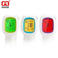Buy cheap Factory Stock! Fever Detect Indicator Gaoge Temperature Gun Non-Contact Digital Medical Infrared Thermometers product