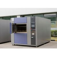Buy cheap 525L Lab Simulation Ambient Thermal Shock Stable Temp Humidity Cycling Test Chamber product
