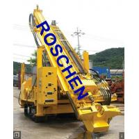 Buy cheap Rotary Reverse Circulation Drilling Rig Equipment with Diesel Engine Mounted Hydraulic System product