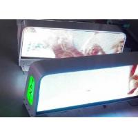 RGB WIFI SMD Mobile Taxi LED Display W 6.3 x H 6.3 x D 0.67 Inch