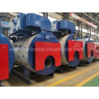 Buy cheap High Thermal Efficiency Hot Water Boiler Furnace Horizontal For Timber Drying product