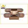 Antique copper zinc alloy 2d concealed heavy duty door hinges for sale