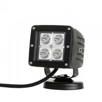 China Cree 16W Led Replacement Fog Lights Flood/Spot Square Bright Fog Lights For Trucks on sale