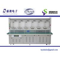 Buy cheap Fully automatic meter test benches for testing single phase and three phase energy meters HS-6303 mode 0.05% accuracy from wholesalers
