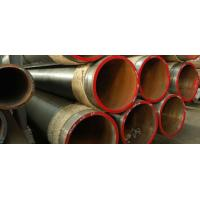 Buy cheap A335 P5 Material Refinery Piping , Alloy Steel Pipe Hot Rolled For Fusion Welding product