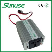 Buy cheap 100W Off Grid Modified Sine Wave Car Inverter With USB Port , High Frequency product