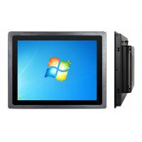 China 10.4 Inch Embedded Touch Panel PC Front Waterproof IP65 High Brightness on sale