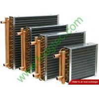 Buy cheap China made water boiler copper tube aluminum fin finned heat exchanger from wholesalers