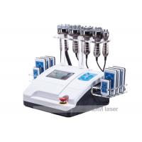 China Zerona Lipo Laser Cavitation Machine , Non Invasive Laser Lipo Machine For Fat Reduction on sale