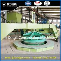 Buy cheap Vertical Casting Concrete pipe machine product