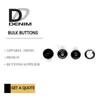Buy cheap Custom Snap Buttons 4 Parts Metal With Logo Black Ancient Silver product