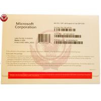 Quality DVD 1 Pack Windows Product Key Sticker Win 7 Professional SP1 64 Bit OEM System for sale