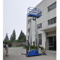 Buy cheap Dual Mast Vertical Access Platform Aerial Work Platform from wholesalers
