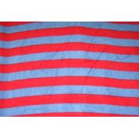 Buy cheap 100% polyester brushed stripe polar fleece fabric product