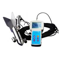 Buy cheap Portable Hydrological Instruments Ultrasonic Doppler Flow Velocity Tester product