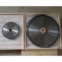 Buy cheap PCD Saw Blades are made of PCD material and tool steel, through cutting product
