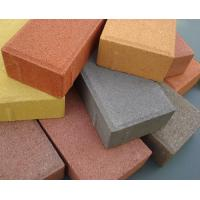 Buy cheap Plaza And Villa Perforated Concrete Pavers Paving Block Bricks For Building from wholesalers