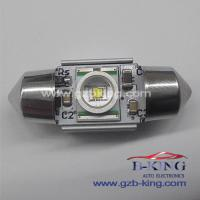 Buy cheap Unique Design CREE-Xre 250lm Festoon Bulb 31mm product