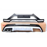 Buy cheap Plastic Front And Rear Car Bumper Guard Fit Hyundai All New Tucson Ix35 2015 2016 product
