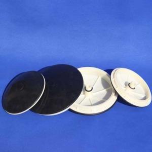 Buy cheap Silicon High Oxygen Membrane Fine Bubble Disc Diffuser product
