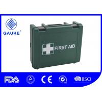 Square Stylish Soccer Medical Kit , Comprehensive Sports First Aid Kit For Athletic